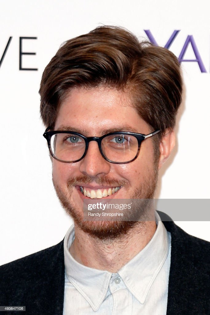 Actor/Writer Thomas Ward attends the screening of 'Please Like Me' at The Paley Center for Media on October 22, 2015 in Beverly Hills, California.