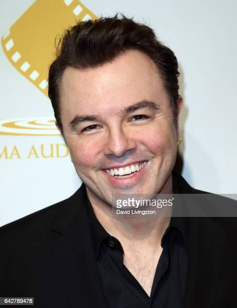 Actor/writer/director Seth MacFarlane attends the 53rd Annual Cinema Audio Society Awards at Omni Los Angeles Hotel at California Plaza on February...