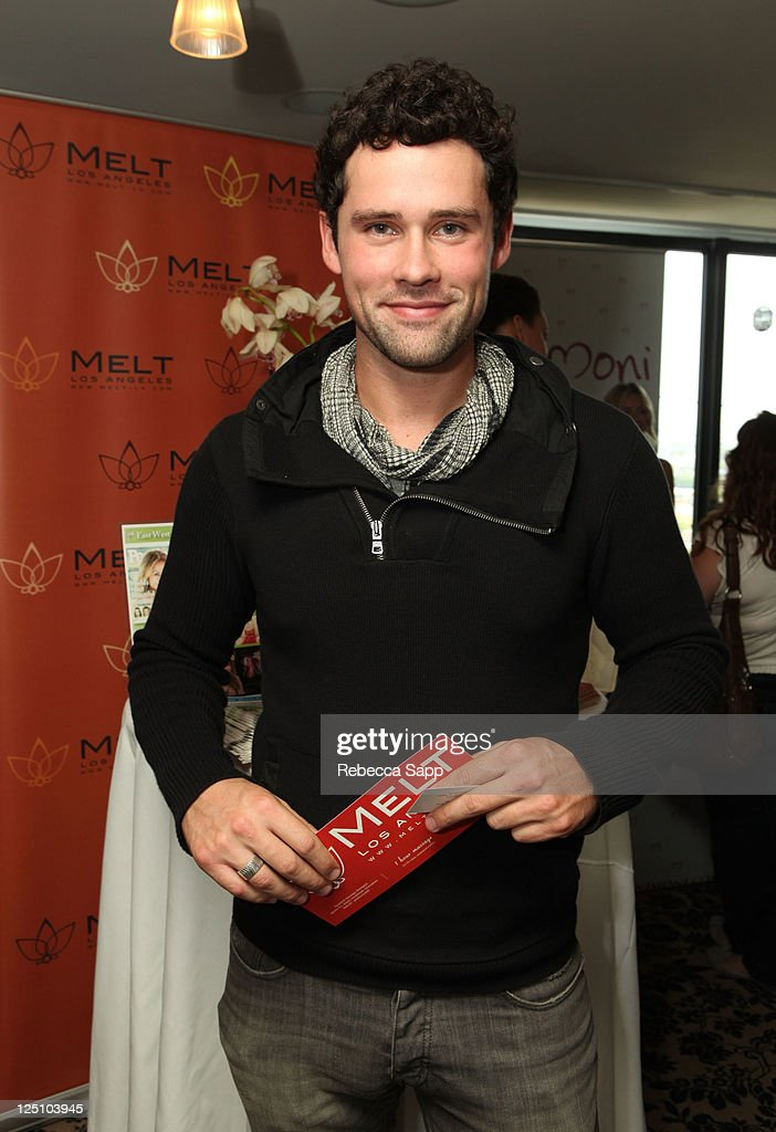 Actpr Ben Hollingsworth attends Kari Feinstein Primetime Emmy Awards Style Lounge at the Mondrian Los Angeles on September 15 2011 in West Hollywood...
