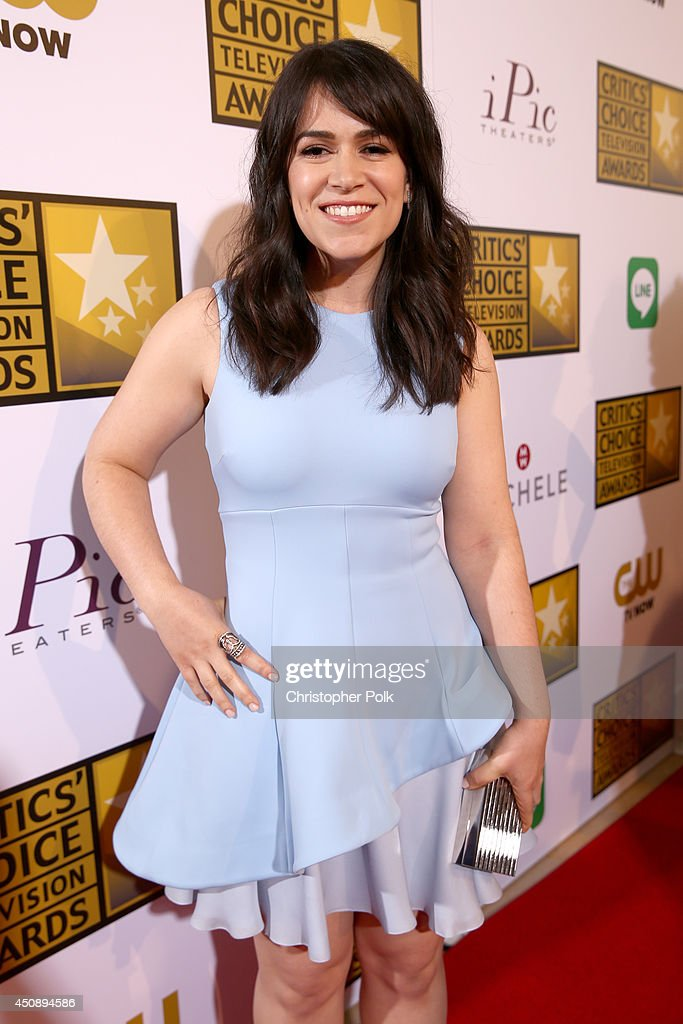 Actress Abbi Jacobson attends the 4th Annual Critics' Choice Television Awards at The Beverly Hilton Hotel on June 19, 2014 in Beverly Hills, California.