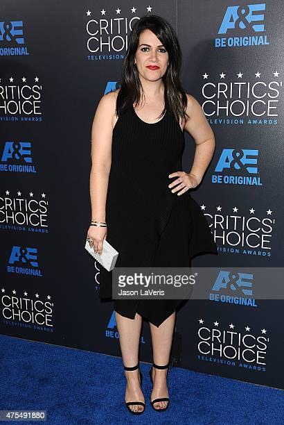Actress Abbi Jacobson attends the 5th annual Critics' Choice Television Awards at The Beverly Hilton Hotel on May 31 2015 in Beverly Hills California