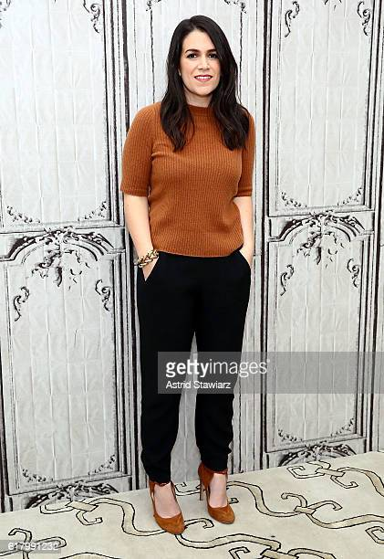 Actress Abbi Jacobson attends The Build Series presents Abbi Jacobson Discussing The New Book 'Carry This Book' at AOL HQ on October 25 2016 in New...