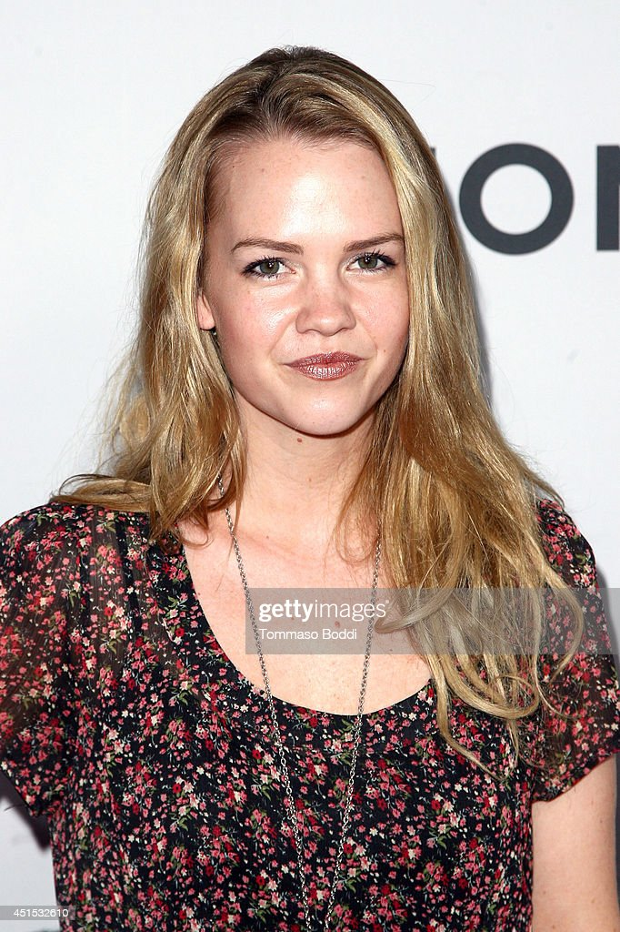 Actress <a gi-track='captionPersonalityLinkClicked' href=/galleries/search?phrase=Abbie+Cobb&family=editorial&specificpeople=8913793 ng-click='$event.stopPropagation()'>Abbie Cobb</a> attends the 'America' Los Angeles premiere held at the Regal Cinemas L.A. Live on June 30, 2014 in Los Angeles, California.