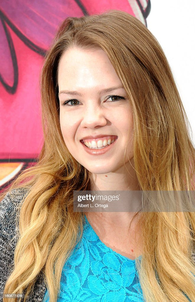 Actress Abbie Cobb attends the Stan Lee Children Book Label 'Kids Universe Day' Unveiling held at Giggles 'N' Hugs on February 2, 2013 in Century City, California.