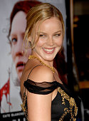 Actress Abbie Cornish arrives at the Los Angeles Premiere of 'Elizabeth The Golden Age'Arrivals at Gibson Amphitheater on October 1 2007 in Universal...