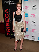 Actress Abbie Cornish attends Awards Night during the 9th Annual Tribeca Film Festival at the W New York Union Square on April 29 2010 in New York...
