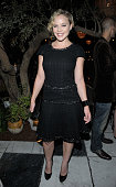 Actress Abbie Cornish attends CHANEL and Liz Goldwyn Celebrate 'Chanel Her Life' By Justine Picardie at Soho House on September 22 2011 in West...