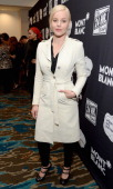 Actress Abbie Cornish attends Montblanc and Urban Arts Partnership's 24 Hour Plays in Los Angeles at The Shore Hotel on June 20 2014 in Santa Monica...