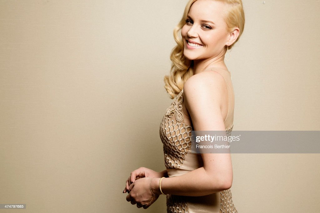 Actress <a gi-track='captionPersonalityLinkClicked' href=/galleries/search?phrase=Abbie+Cornish&family=editorial&specificpeople=213603 ng-click='$event.stopPropagation()'>Abbie Cornish</a> is photographed for Self Assignment on February 3, 2014 in Paris, France.