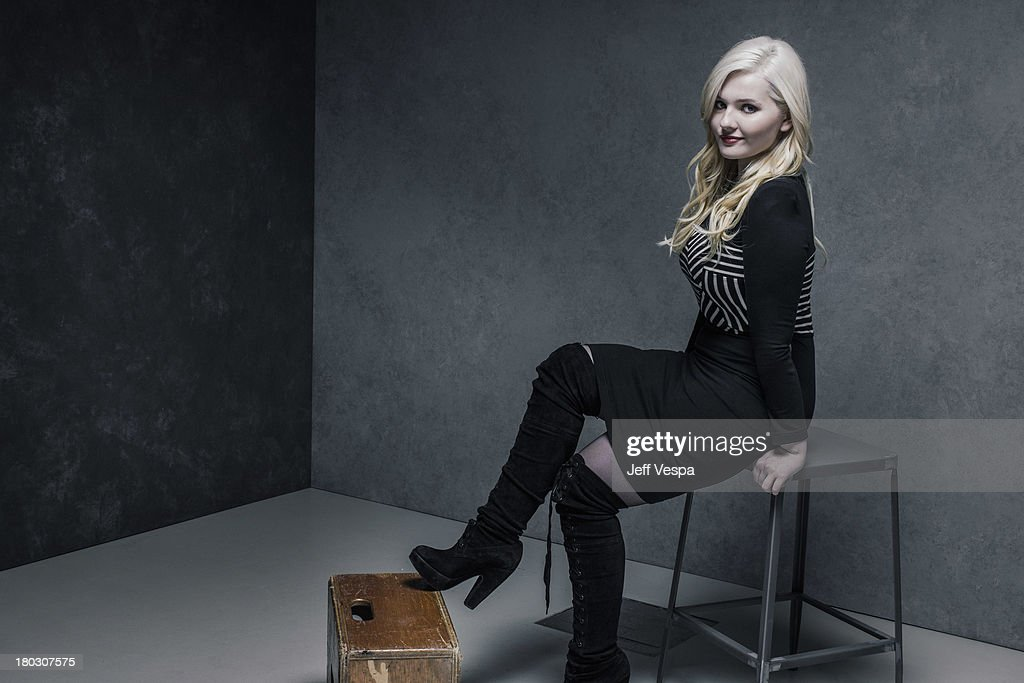 Actress Abigail Breslin is photographed at the Toronto Film Festival on September 10, 2013 in Toronto, Ontario.