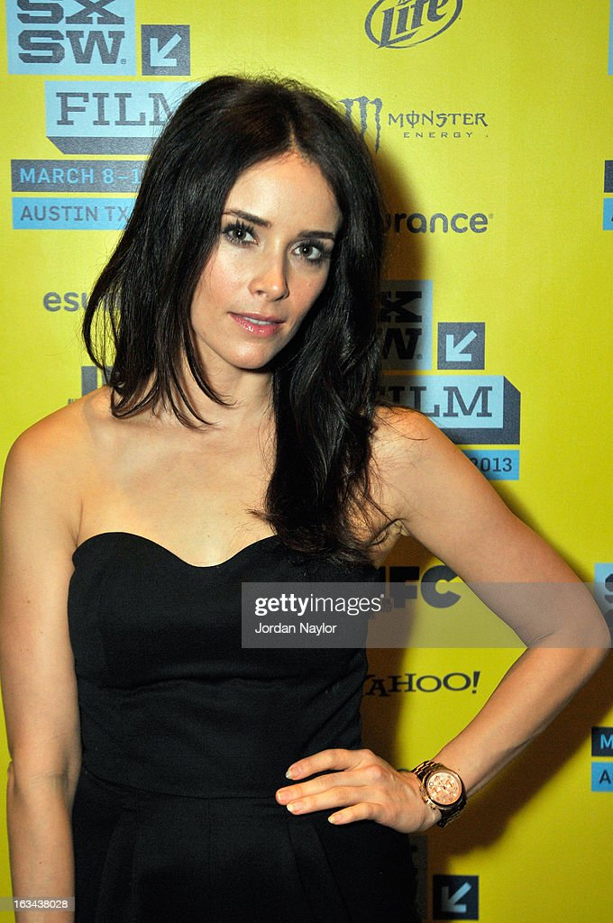 Actress Abigail Spencer arrives at the screening of 'Kilimanjaro' during the 2013 SXSW Music, Film + Interactive Festival at Stateside Theater on March 9, 2013 in Austin, Texas.