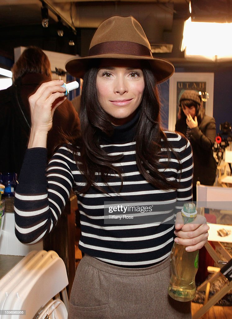 Actress Abigail Spencer attends Day 1 of Tea of A Kind at Village At The Lift 2013 on January 18, 2013 in Park City, Utah.