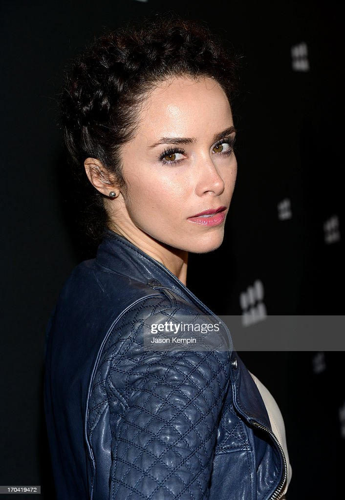 Actress <a gi-track='captionPersonalityLinkClicked' href=/galleries/search?phrase=Abigail+Spencer&family=editorial&specificpeople=748117 ng-click='$event.stopPropagation()'>Abigail Spencer</a> attends the new Myspace launch event at the El Rey Theatre on June 12, 2013 in Los Angeles, California
