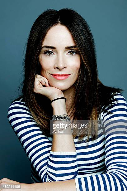 Actress Abigail Spencer photographed for Variety on September 6 2014 in Toronto Ontario