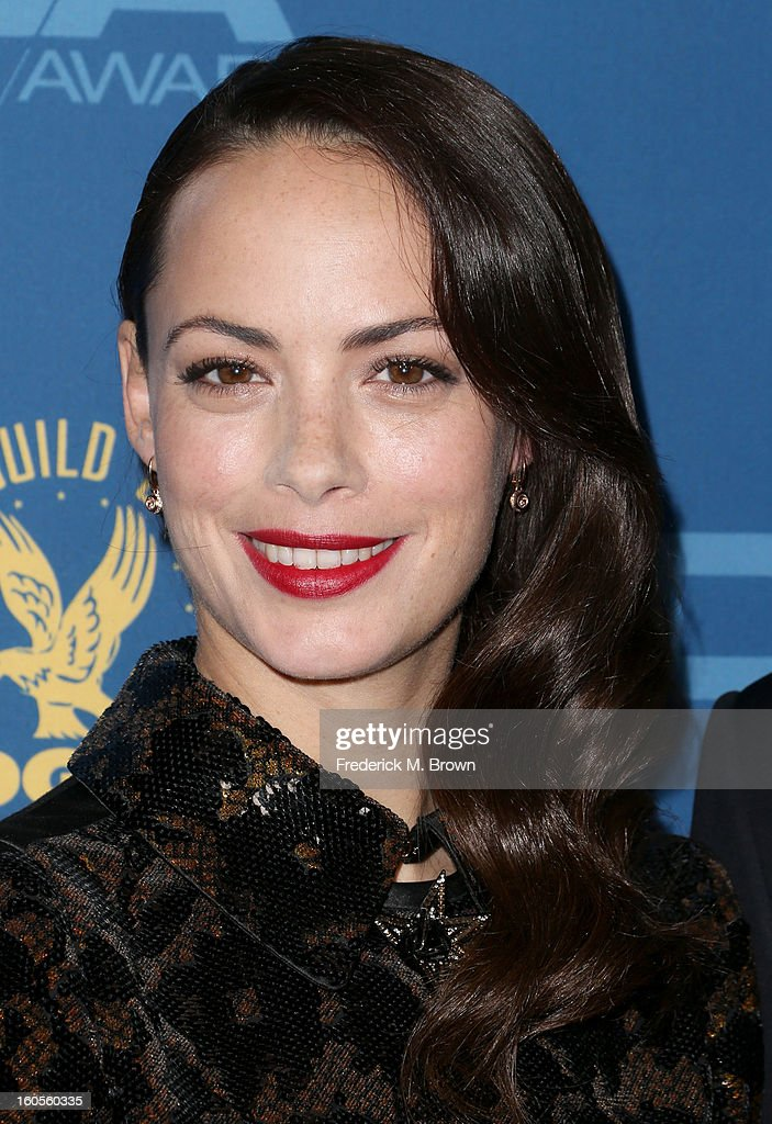 Actress Actress Berenice Bejo attends the 65th Annual Directors Guild Of America Awards at Ray Dolby Ballroom at Hollywood & Highland on February 2, 2013 in Los Angeles, California.