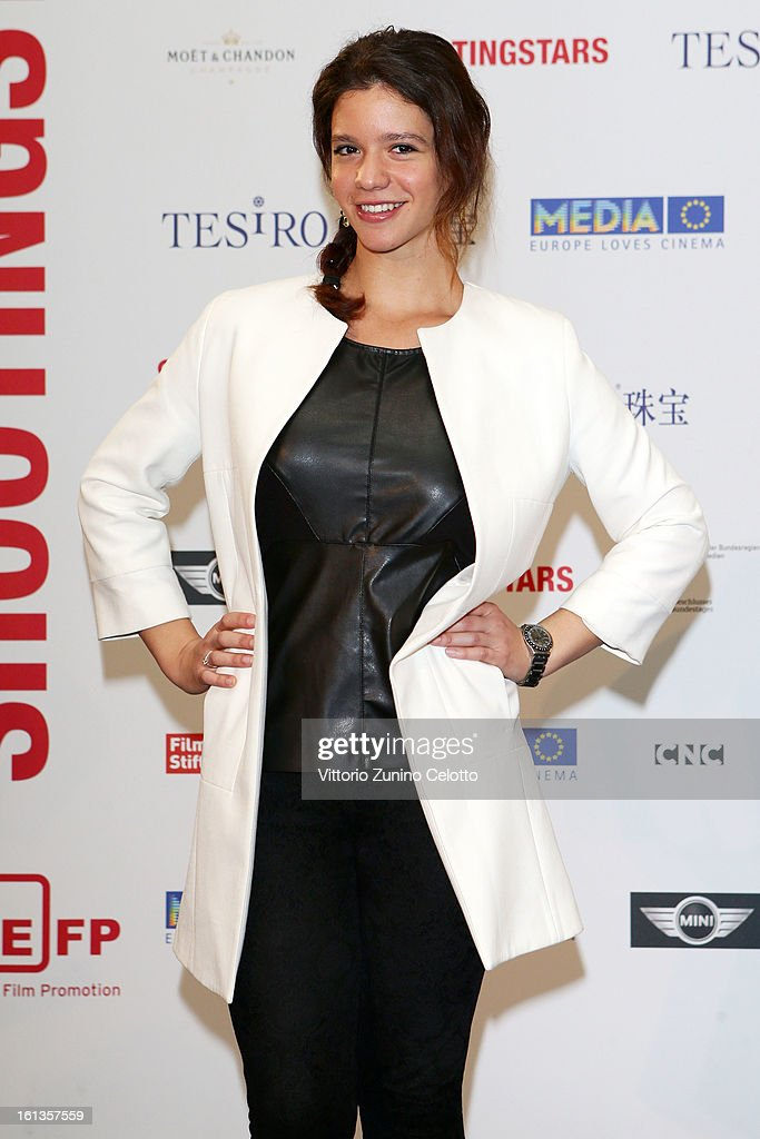 Actress Ada Condeescu attends Shooting Stars 2013 during the 63rd International Berlinale Film Festival at Hotel de Rome on February 10, 2013 in Berlin, Germany.