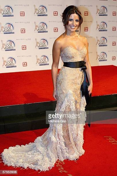 Actress Ada Nicodemou arrives at the 48th Annual TV Week Logie Awards at the Crown Entertainment Complex May 7 2006 in Melbourne Australia