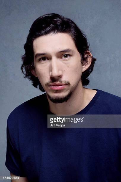 Actress Adam Driver is photographed at the Toronto Film Festival on September 10 2013 in Toronto Ontario