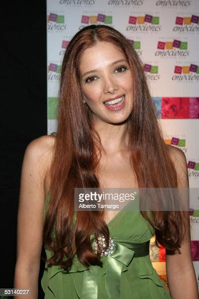 Adela Noriega Stock Photos And Pictures Getty Images
