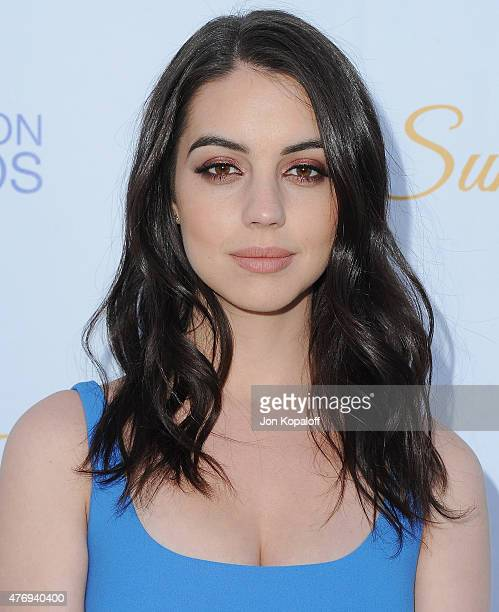 Actress Adelaide Kane arrives at CBS Television Studios 3rd Annual Summer Soiree Party at The London Hotel on May 18 2015 in West Hollywood California