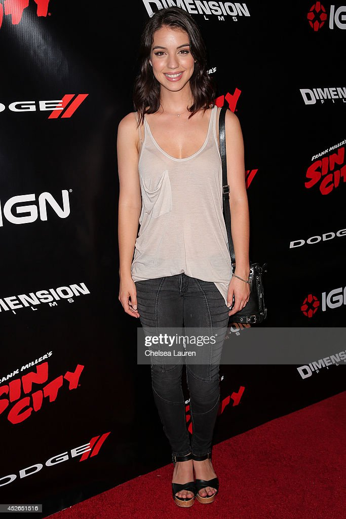 """Comic-Con International 2014 - Dimension Films And IGN Entertainment's """"Sin City 2: A Dame To Kill For"""" Party - Arrivals"""