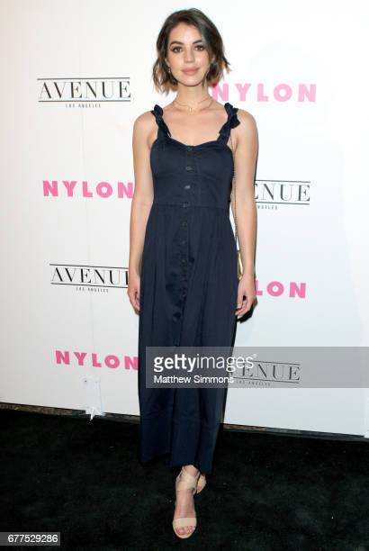 Actress Adelaide Kane attends NYLON's Annual Young Hollywood May Issue Event at Avenue on May 2 2017 in Los Angeles California