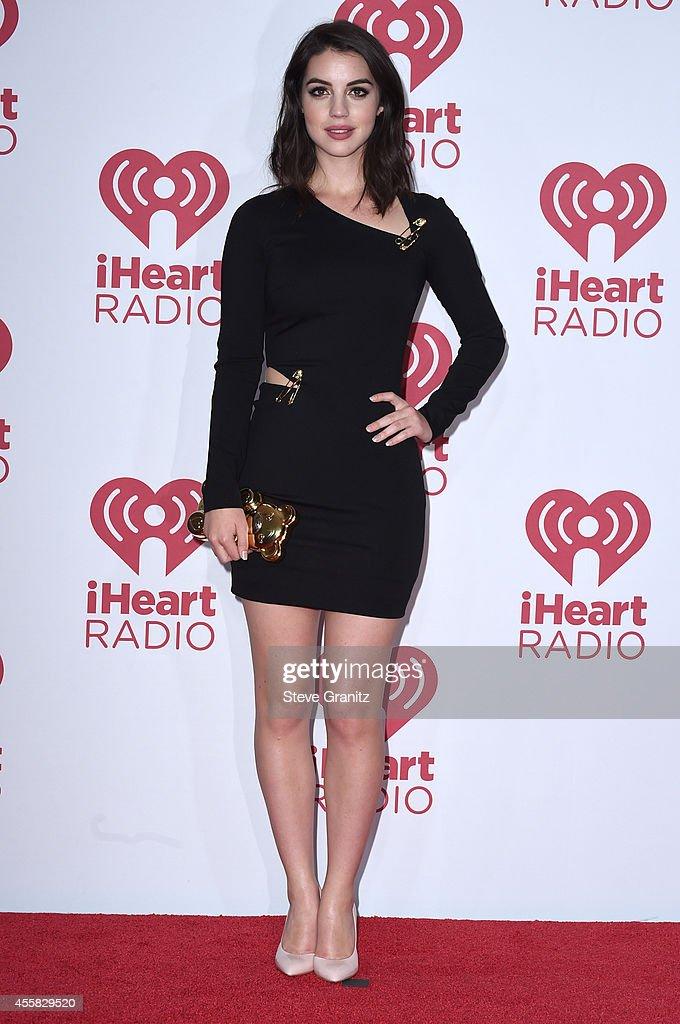 2014 iHeartRadio Music Festival - Night 2 - Press Room