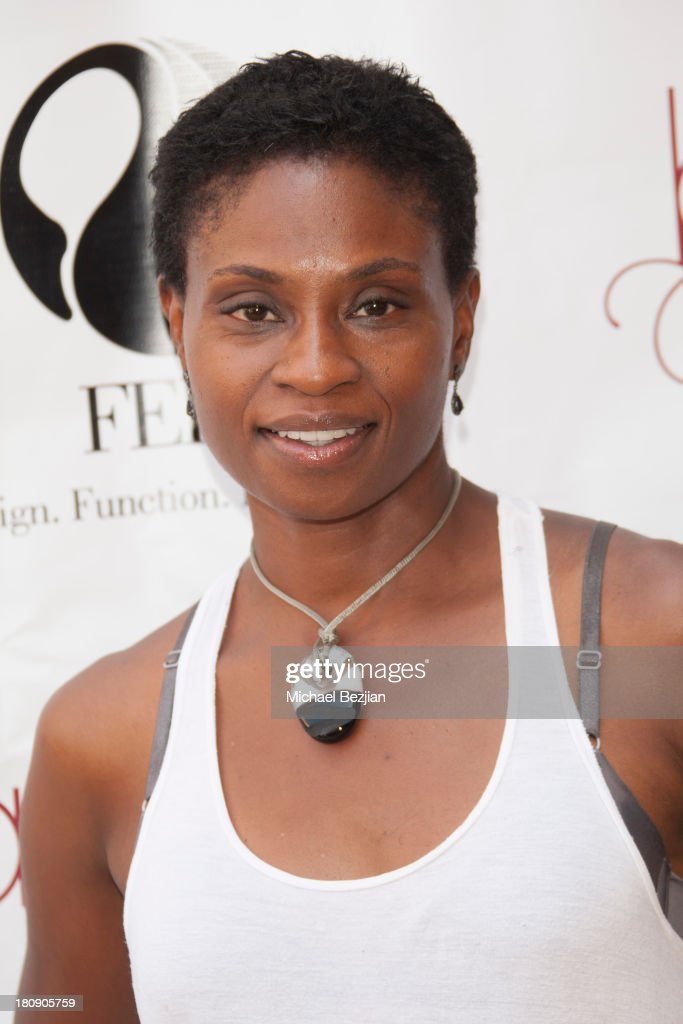 Actress Adina Porter attends Bellafortuna Luxury Gift Suite Presented By Feri on September 17, 2013 in Beverly Hills, California.