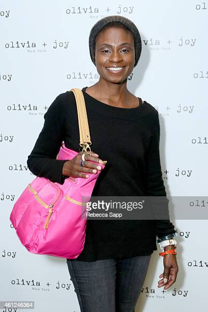 Actress Adina Porter attends Kari Feinstein's PreGolden Globes Style Lounge at the Andaz West Hollywood on January 9 2015 in West Hollywood California