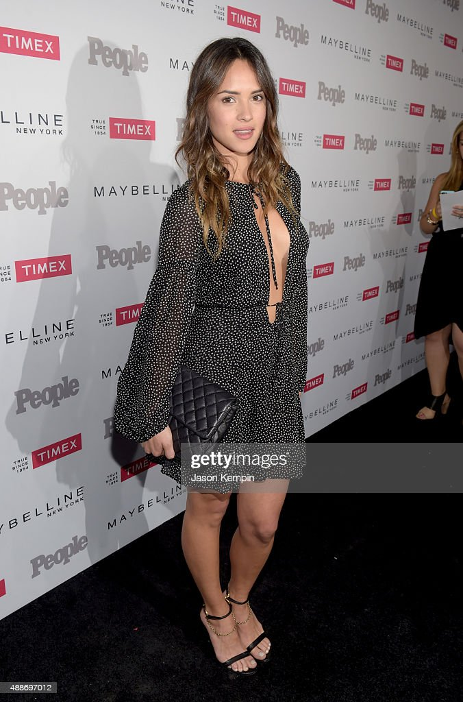 Actress adria arjona attends people s ones to watch event on september