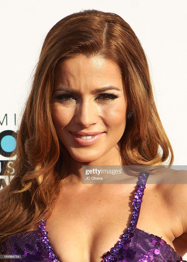 Actress Adriana Fonseca attends the 2012 Billboard Mexican Music Awards at The Shrine Auditorium on October 18, 2012 in Los Angeles, California.