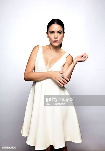 Actress Adriana Ugarte from the film 'Julieta' poses for a portraits at the Toronto International Film Festival for Los Angeles Times on September 14...