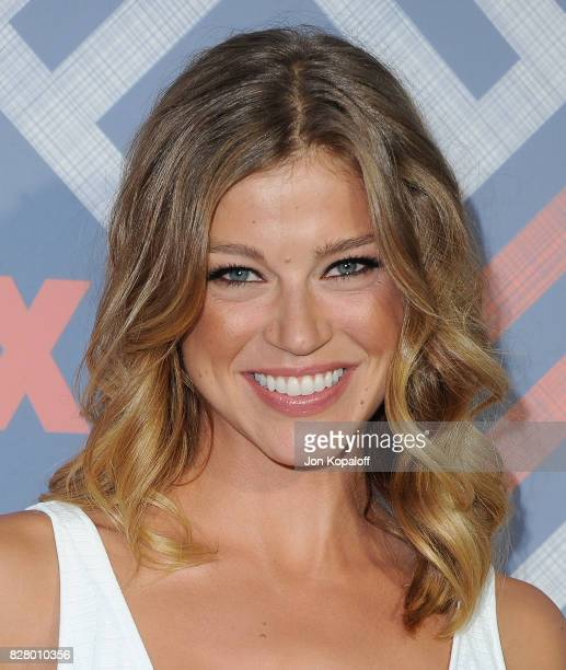 Actress Adrianne Palicki arrives at the 2017 Fox Summer TCA Tour at the Soho House on August 8 2017 in West Hollywood California