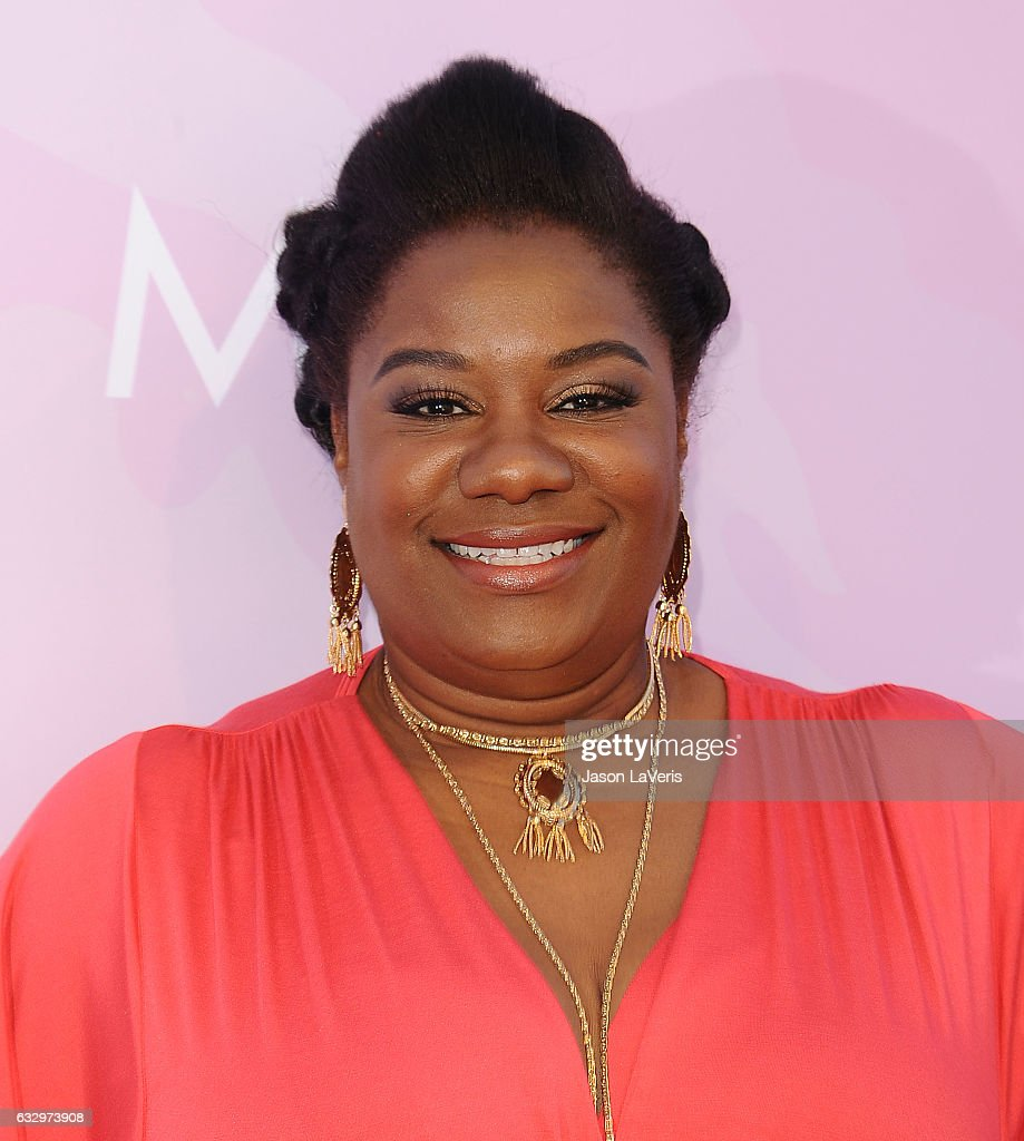 Actress Adrienne C. Moore attends Variety's celebratory brunch event for awards nominees benefitting Motion Picture Television Fund at Cecconi's on January 28, 2017 in West Hollywood, California.