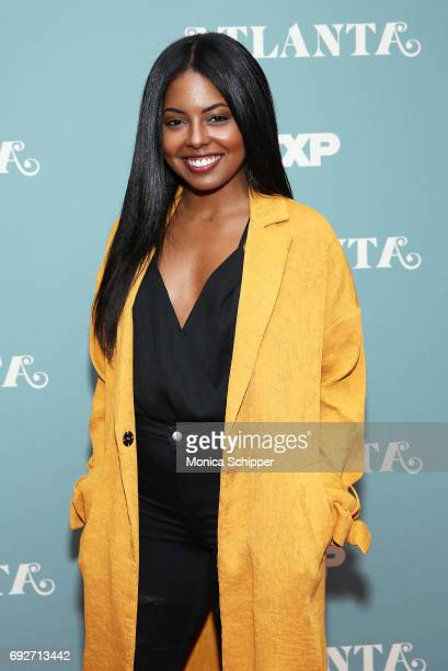 Actress Adrienne Warren attends the 'Atlanta' For Your Consideration event at Zankel Hall Carnegie Hall on June 5 2017 in New York City