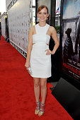 Actress Ahna O'Reilly arrives at the premiere of The Weinstein Company's 'Fruitvale Station' during the 2013 Los Angeles Film Festival at Regal...