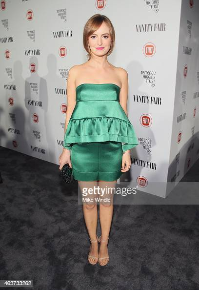 Actress Ahna O'Reilly attends Vanity Fair and FIAT celebration of Young Hollywood hosted by Krista Smith and James Corden to benefit the Terrence...