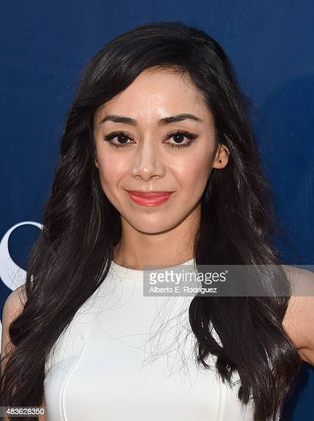 Actress Aimee Garcia attends CBS' 2015 Summer TCA party at the Pacific Design Center on August 10 2015 in West Hollywood California