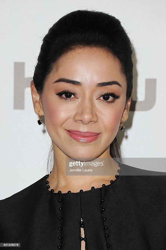 Actress Aimee Garcia attends FOX and FX's 2017 Golden Globe Awards after party at The Beverly Hilton Hotel on January 8, 2017 in Beverly Hills, California.