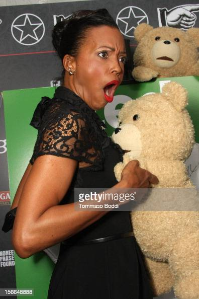 Actress Aisha Tyler arrives at Variety's 3rd annual Power of Comedy event presented by Bing benefiting the Noreen Fraser Foundation held at Avalon on...
