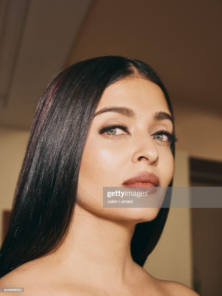 Actress Aishwarya Rai is photographed for Self Assignment on May 19, 2017 in Cannes, France.