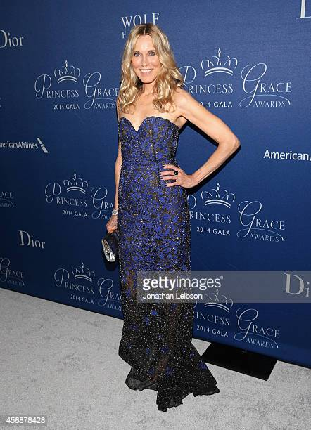 Actress Alana Stewart attends the 2014 Princess Grace Awards Gala with presenting sponsor Christian Dior Couture at the Beverly Wilshire Four Seasons...