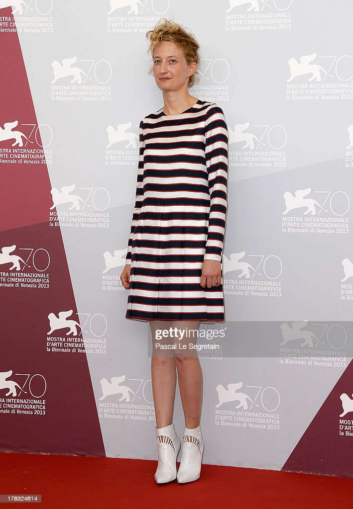 Actress Alba Rohrwacher attends the 'Via Castellana Bandiera' Photocall during the 70th Venice International Film Festival on August 29, 2013 in Venice, Italy