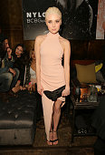 Actress Alessandra Torresani attends the NYLON Young Hollywood Party presented by BCBGeneration at HYDE Sunset Kitchen Cocktails on May 7 2015 in...