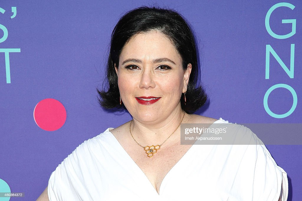 Actress Alex Borstein attends Fox's 'Girls Night Out' at Leonard H. Goldenson Theatre on June 9, 2014 in North Hollywood, California.
