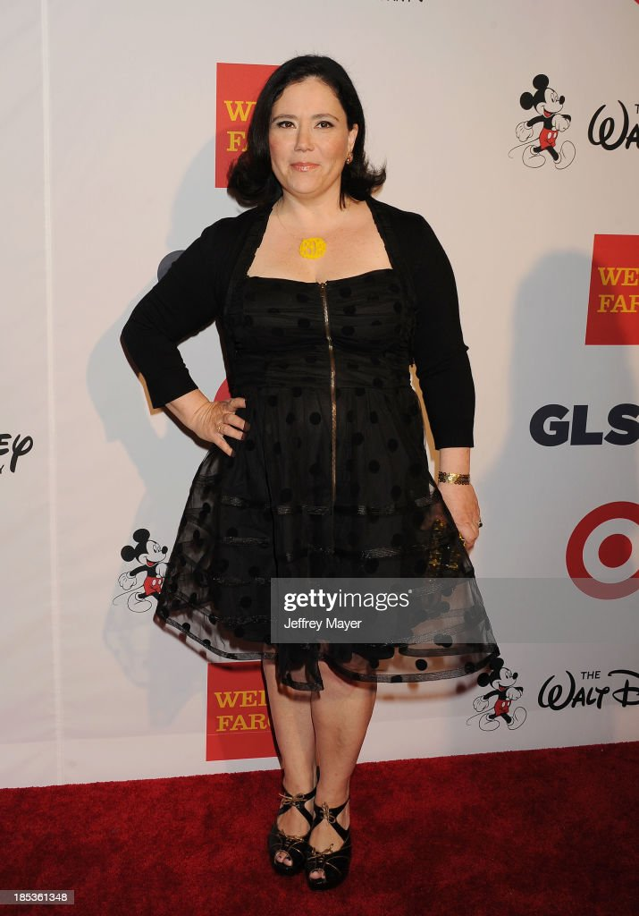 Actress <a gi-track='captionPersonalityLinkClicked' href=/galleries/search?phrase=Alex+Borstein&family=editorial&specificpeople=549866 ng-click='$event.stopPropagation()'>Alex Borstein</a> attends the 9th Annual GLSEN Respect Awards held at the Beverly Hills Hotel on October 18, 2013 in Beverly Hills, California.