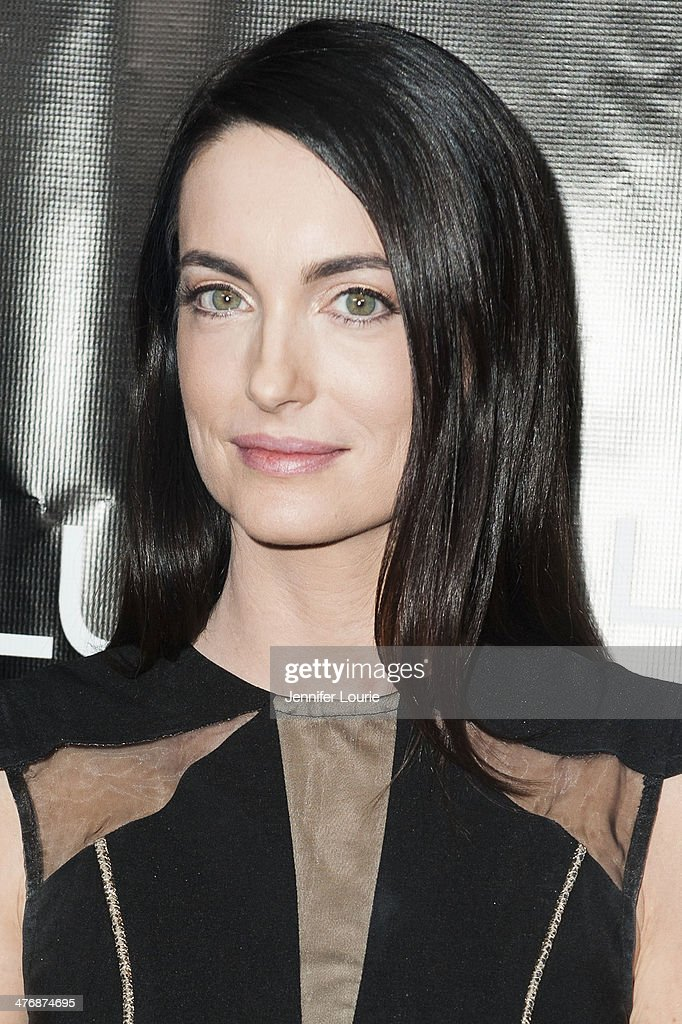 Actress <a gi-track='captionPersonalityLinkClicked' href=/galleries/search?phrase=Alex+Lombard&family=editorial&specificpeople=9472161 ng-click='$event.stopPropagation()'>Alex Lombard</a> arrives at the Naluda Magazine March Issue launch party with cover girl Joyce Giraud hosted at the Luxe Rodeo Drive Hotel on March 4, 2014 in Beverly Hills, California.
