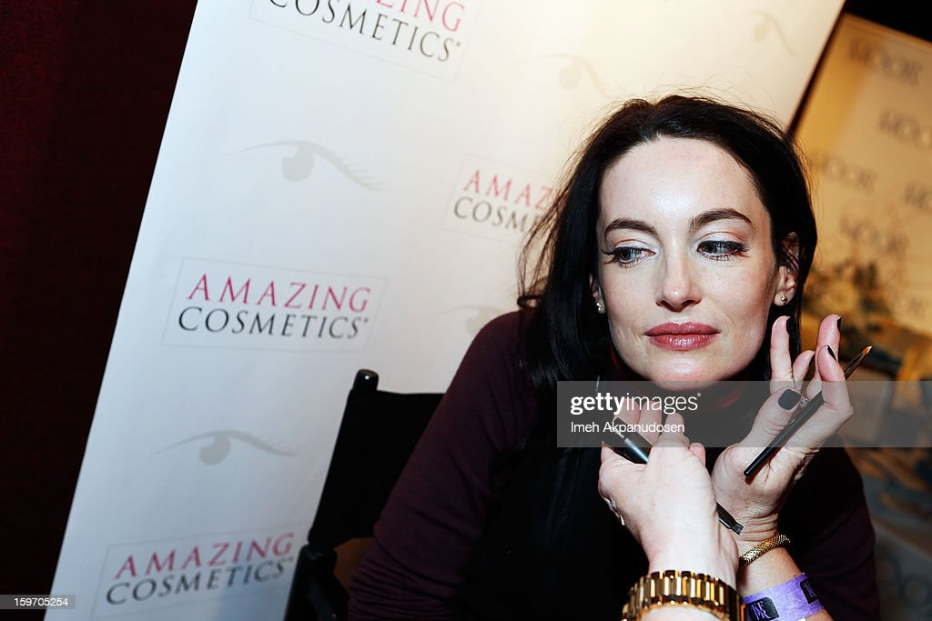 Actress Alex Lombard attends Day 1 of the Kari Feinstein Style Lounge on January 18, 2013 in Park City, Utah.