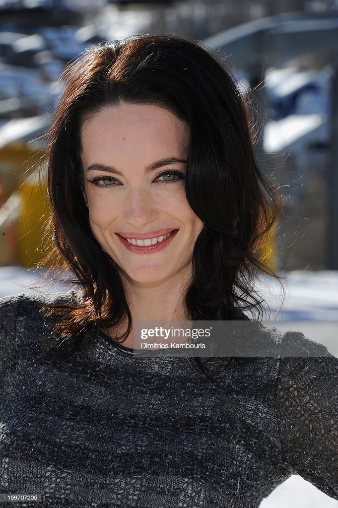 Actress Alex Lombard attends Day 1 of Village at The Lift 2013 on January 18, 2013 in Park City, Utah.