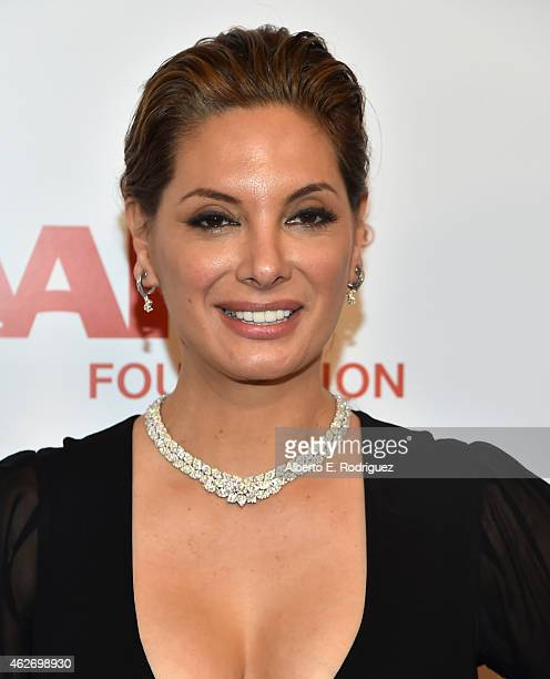 Actress Alex Meneses arrives to AARP The Magazine's 14th Annual Movies For Grownups Awards Gala at the Beverly Wilshire Four Seasons Hotel on...